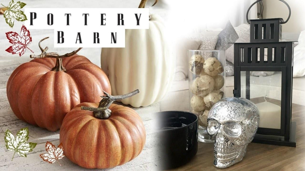 Diy Pottery Barn Inspired Fall Home Decor Beeisforbudget
