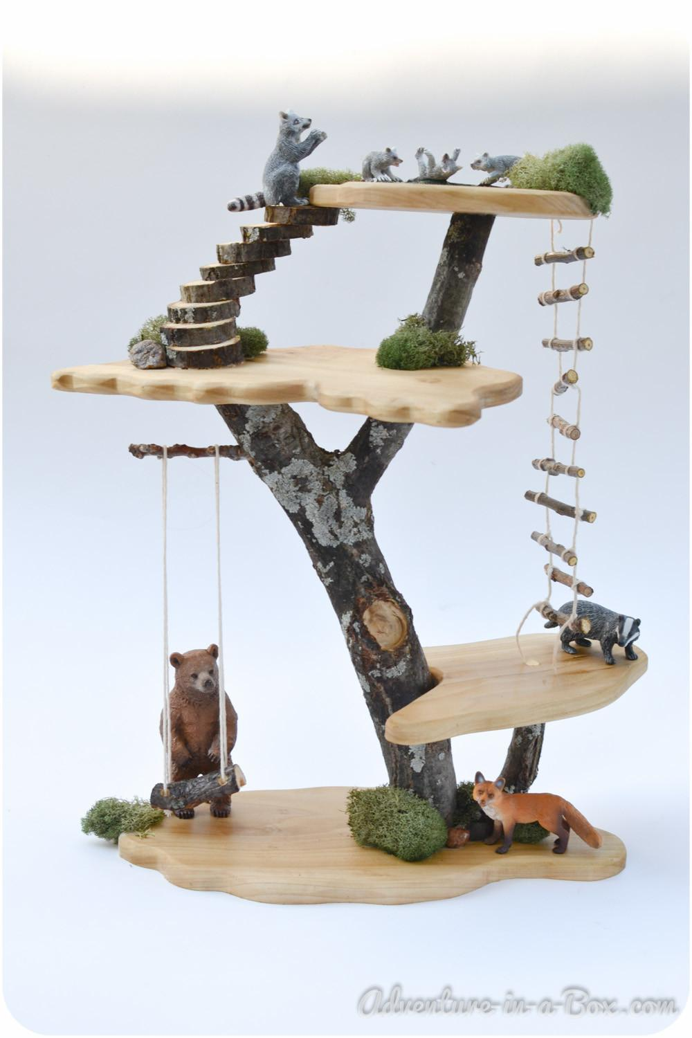 Diy Project Make Toy Tree House