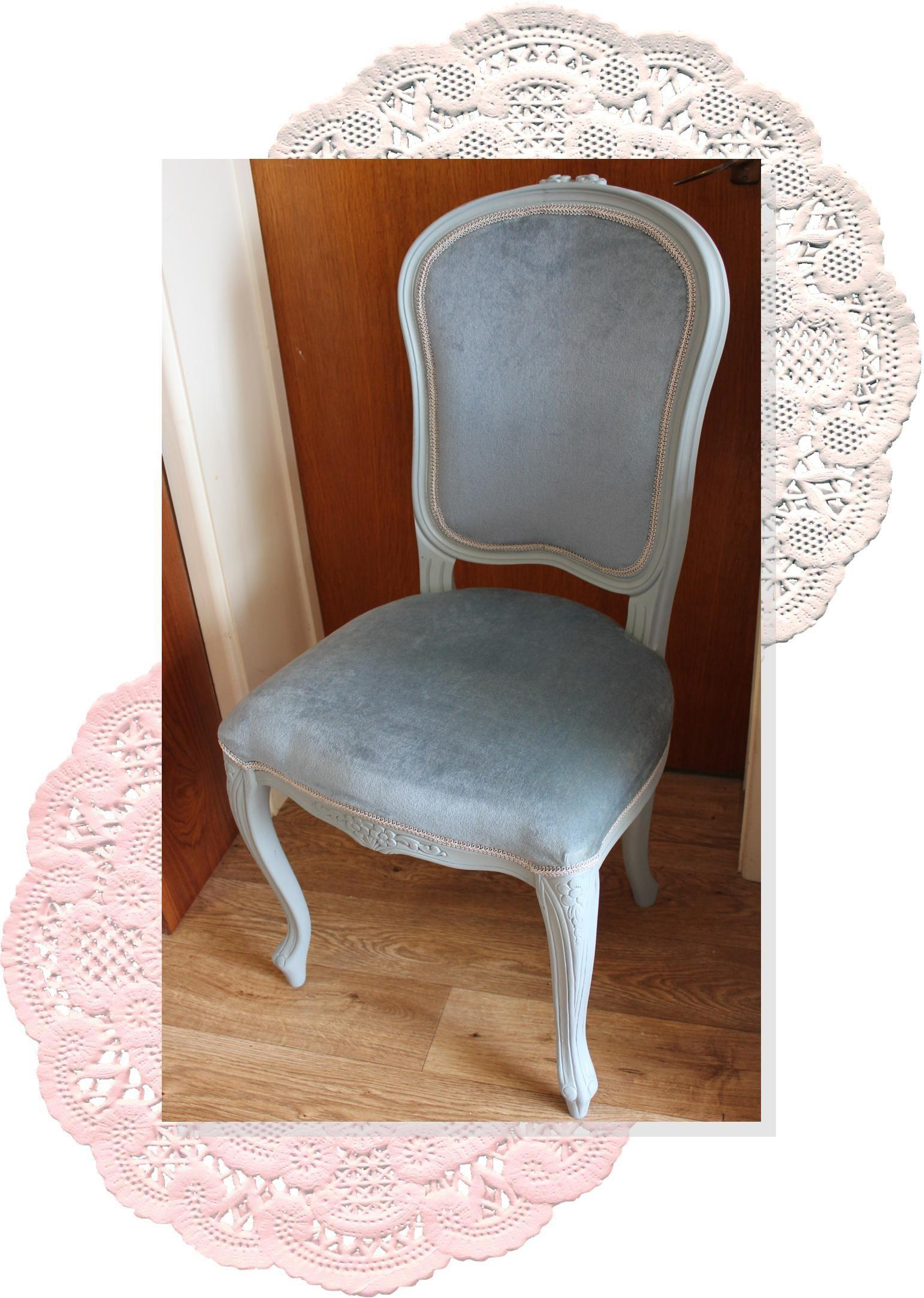 Diy Project Renovating Old Dining Chair