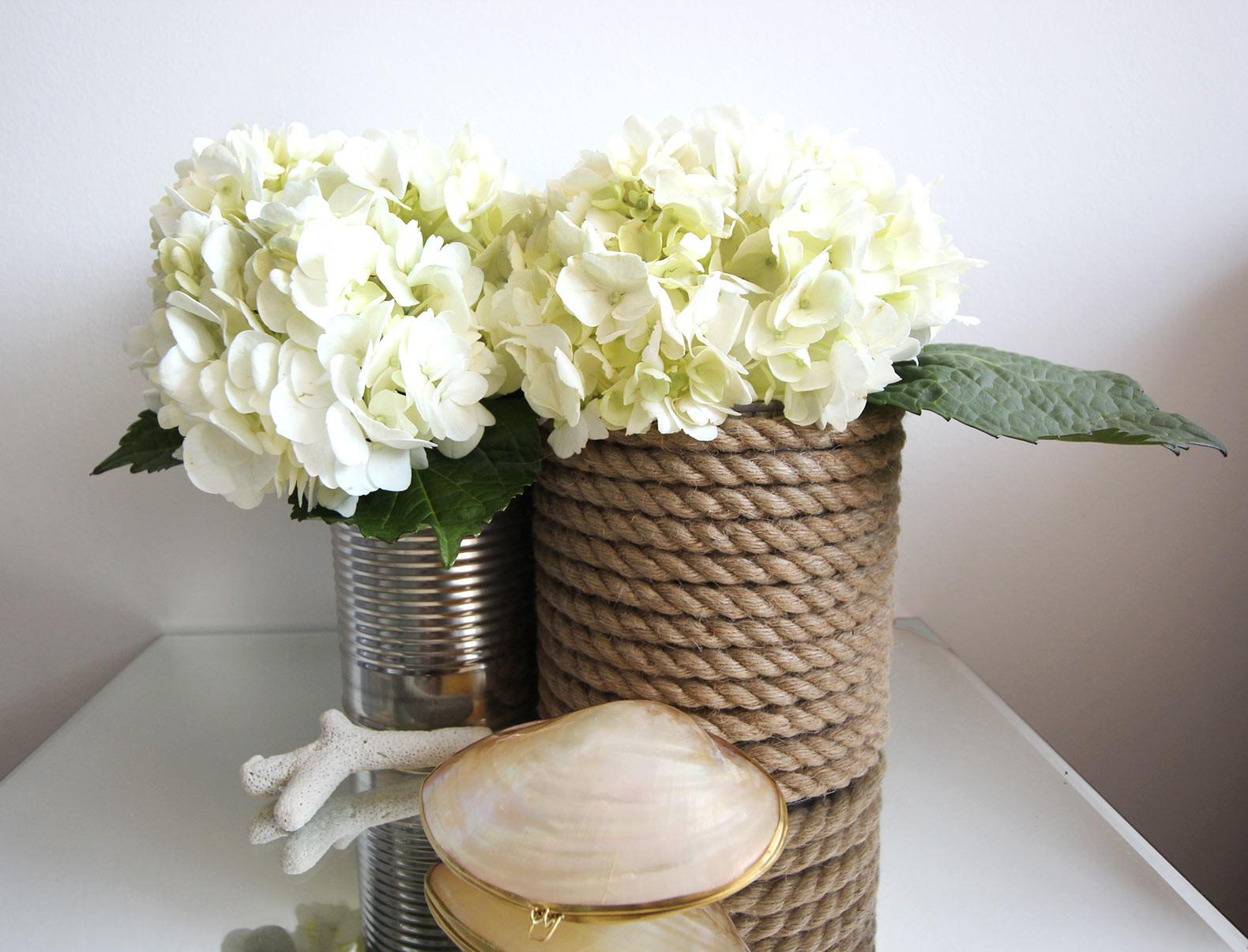 Diy Projects Featuring Rope Crafts