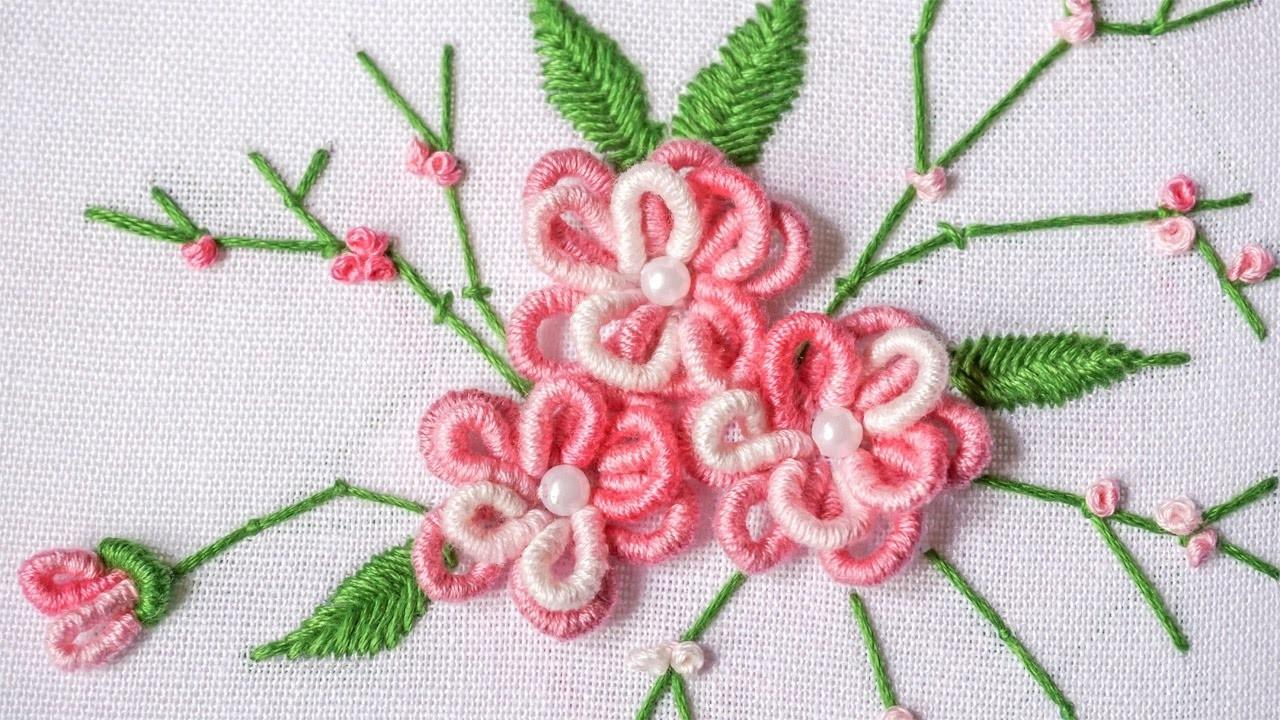 Diy Projects Hand Embroidery Design Handiworks