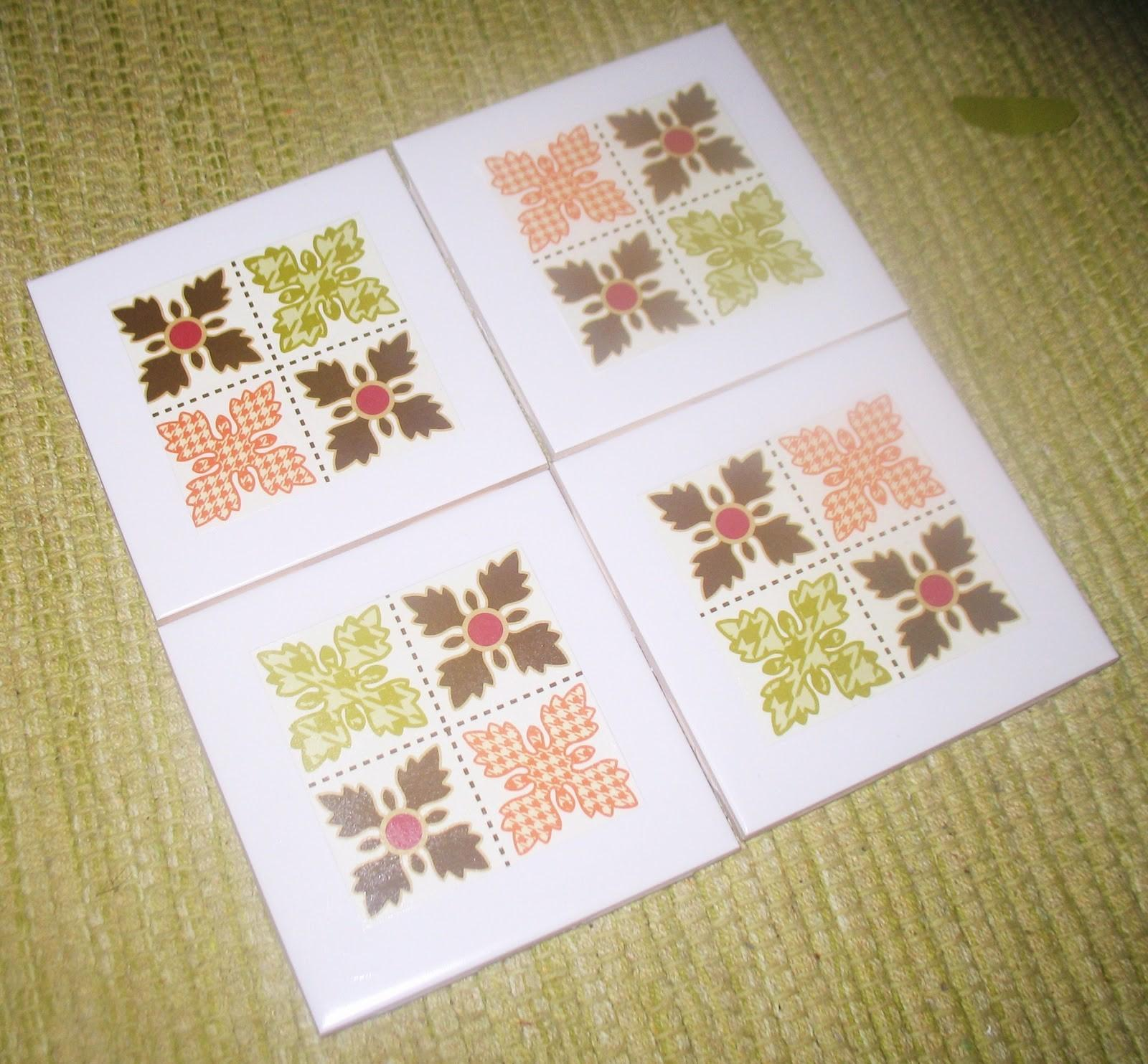 Diy Projects Homemade Coasters