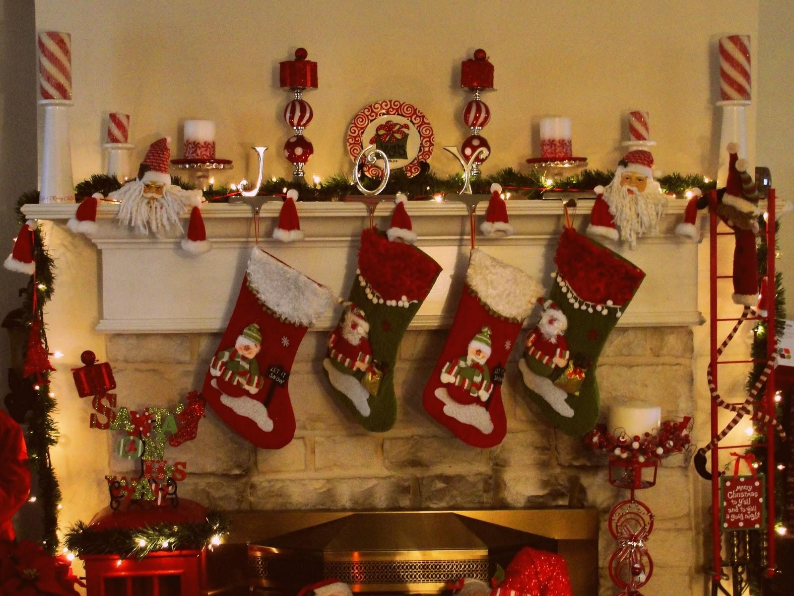 Diy Projects Interior Christmas Decorating Ideas