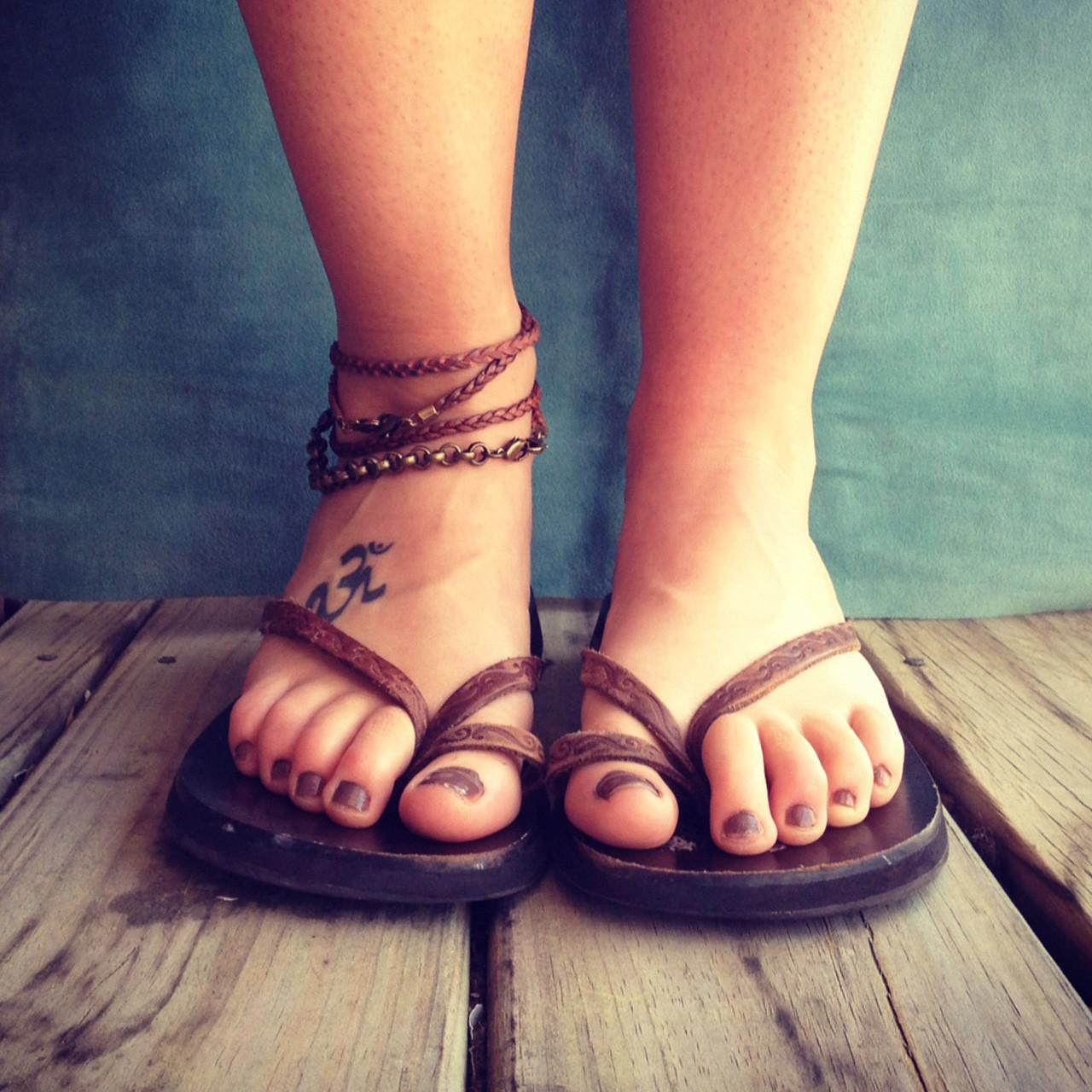 Diy Projects Make Anklets Pretty Designs