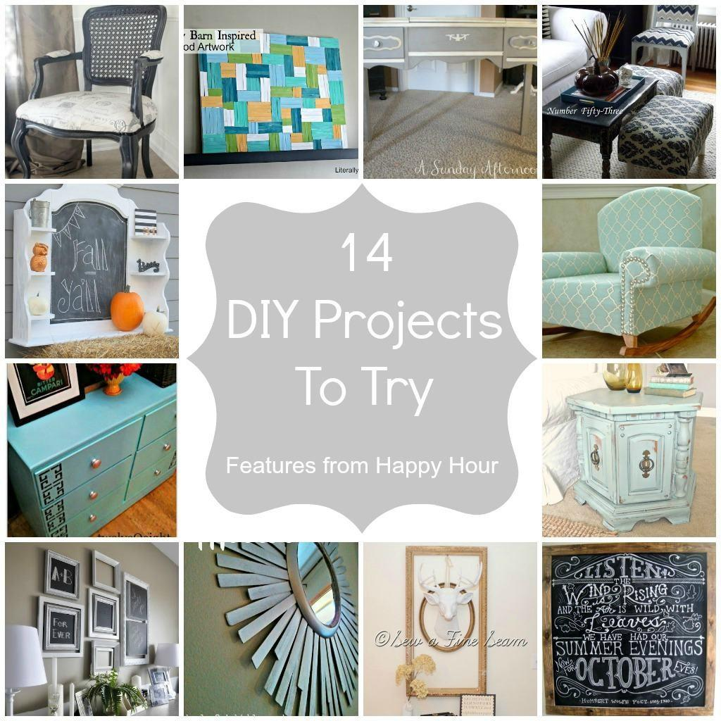 Diy Projects New Home Spend Your Weekend
