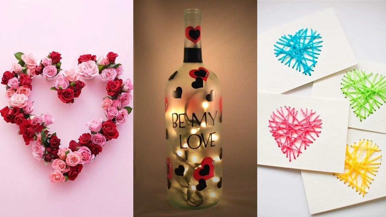 Diy Projects Valentine Day Decorating Ideas