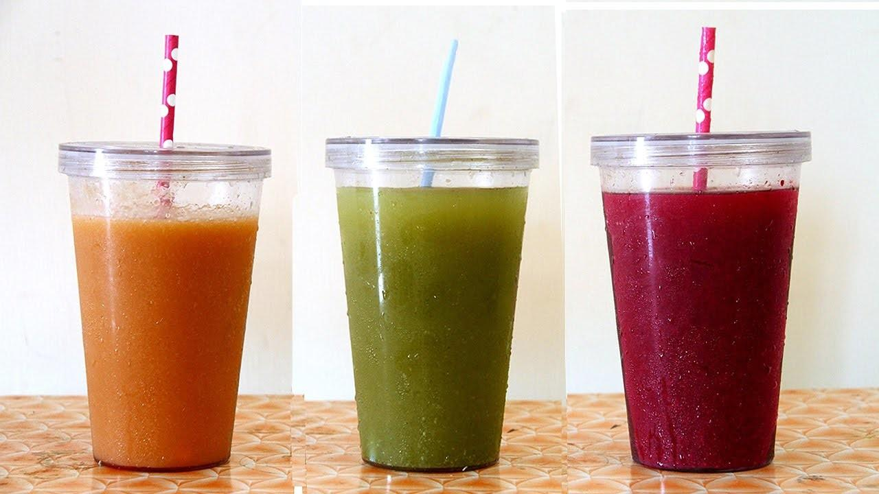 Diy Quick Healthy Summer Drinks Stay Cool