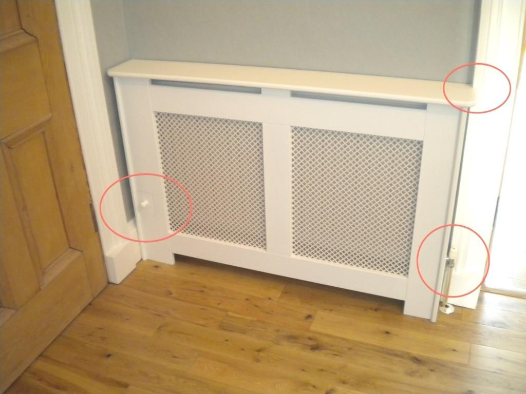 Diy Radiator Covers Come Shelves Radiators 2017