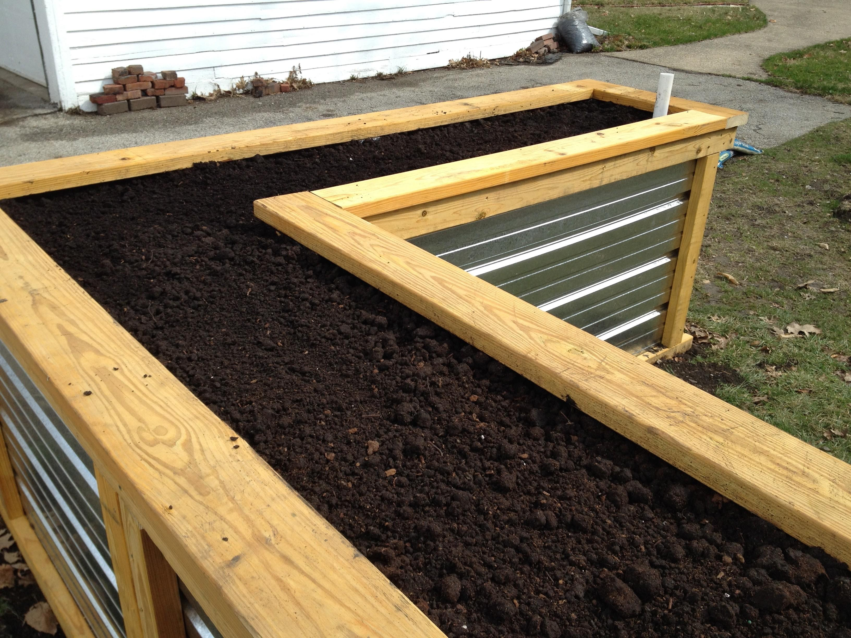 Diy Raised Bed Planter Ideas Build Flower Beds