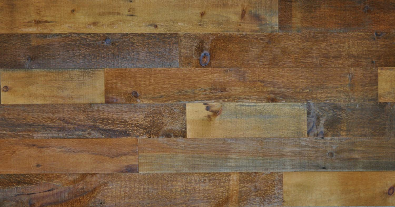 Diy Reclaimed Wood Accent Wall Real Eastcoastrustic