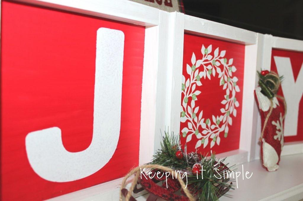 Diy Reversible Halloween Christmas Farmhouse Signs