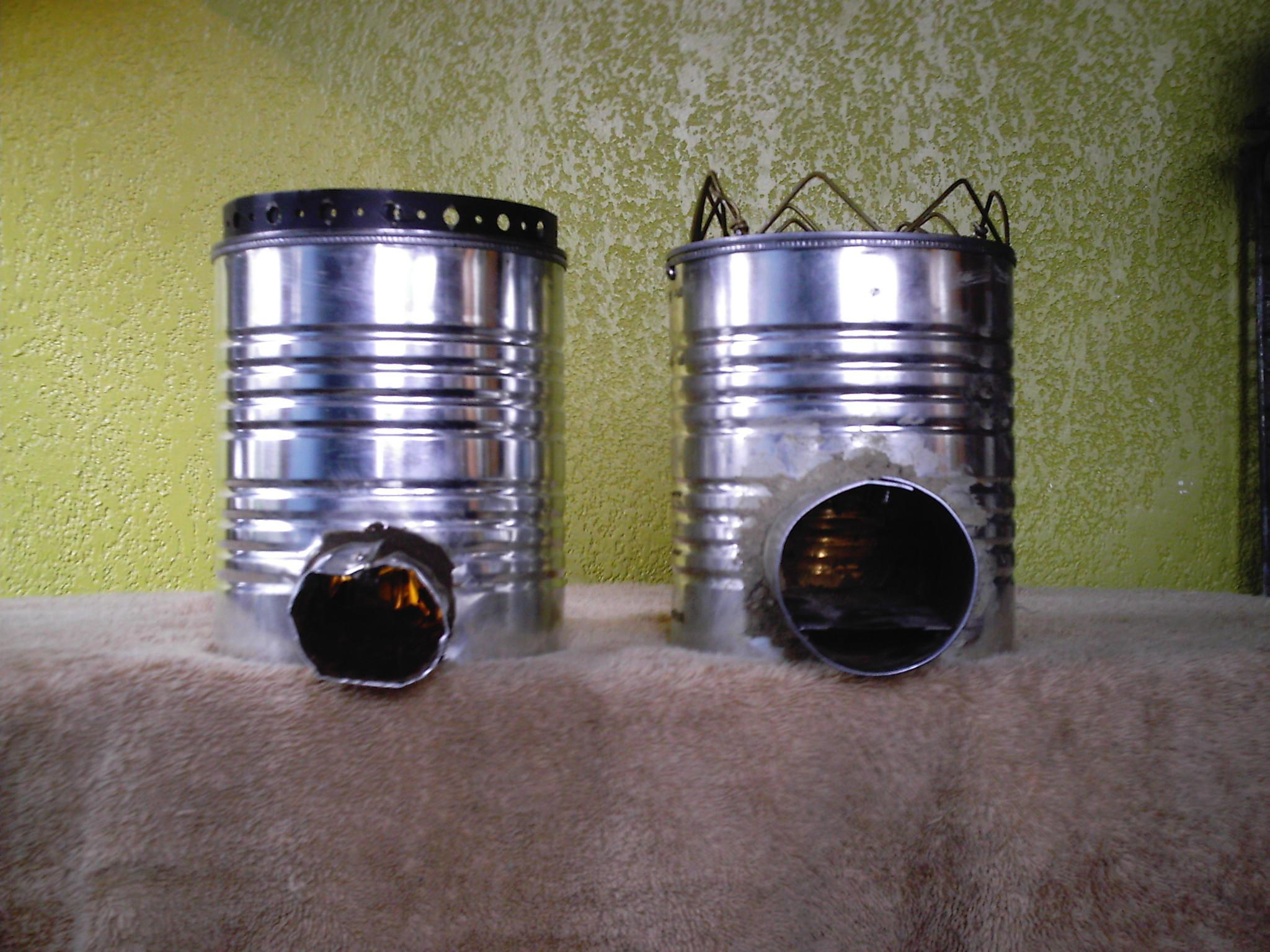 Diy Rocket Stoves Robert Wildwood Robnoxious Years Blog