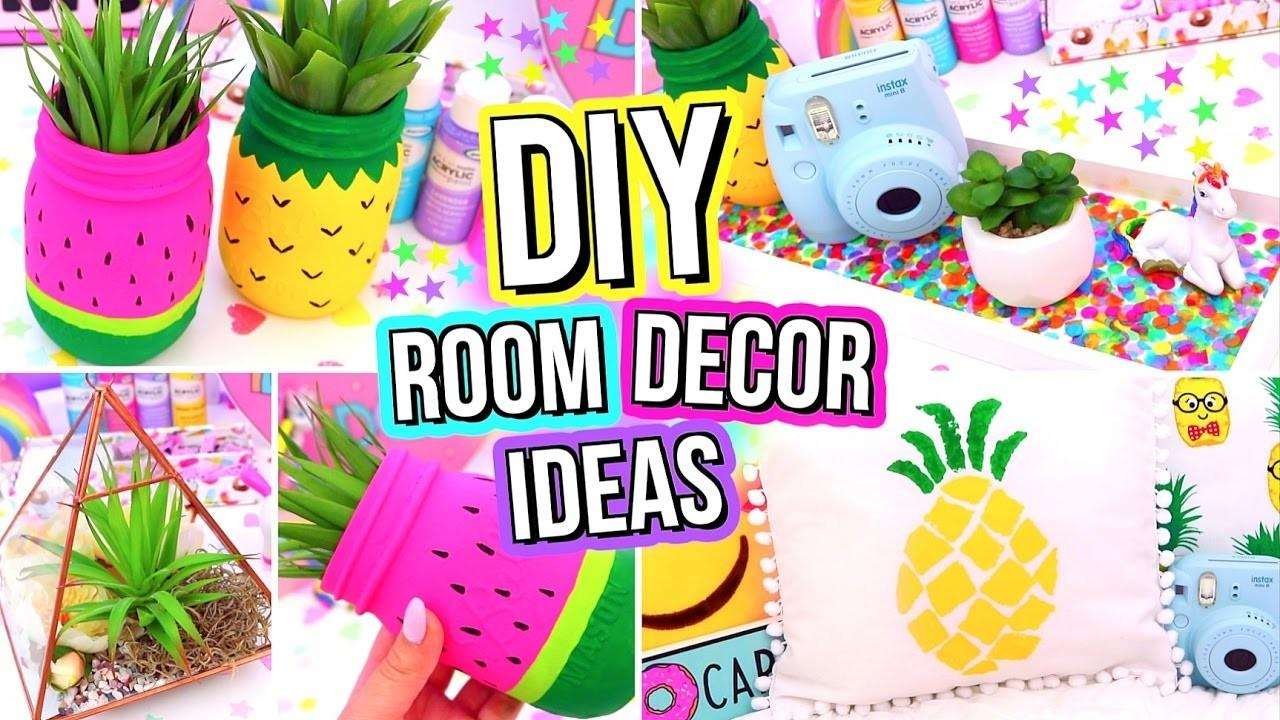 Diy Room Decor Ideas Easy Fun Minute Your