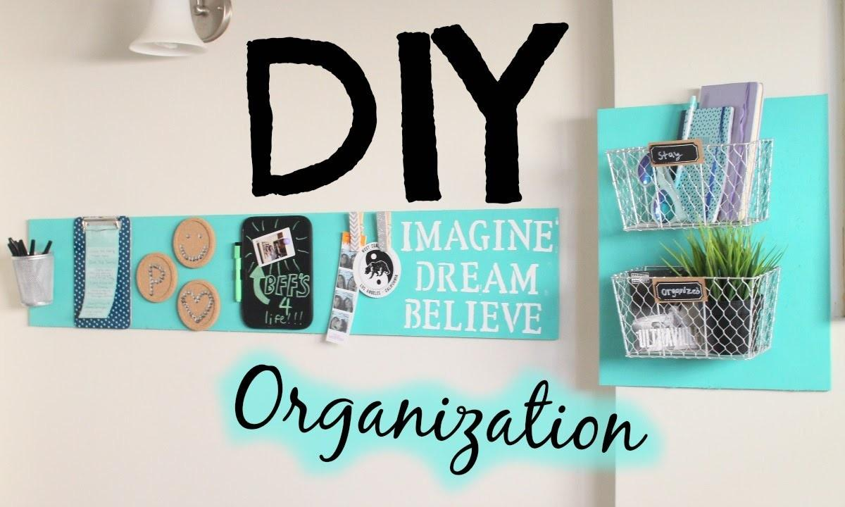 Diy Room Decor Organization Easy Cheap
