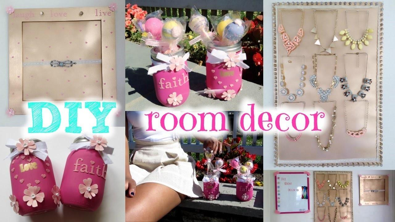 Diy Room Decor Summer Cute Cheap Easy Tips