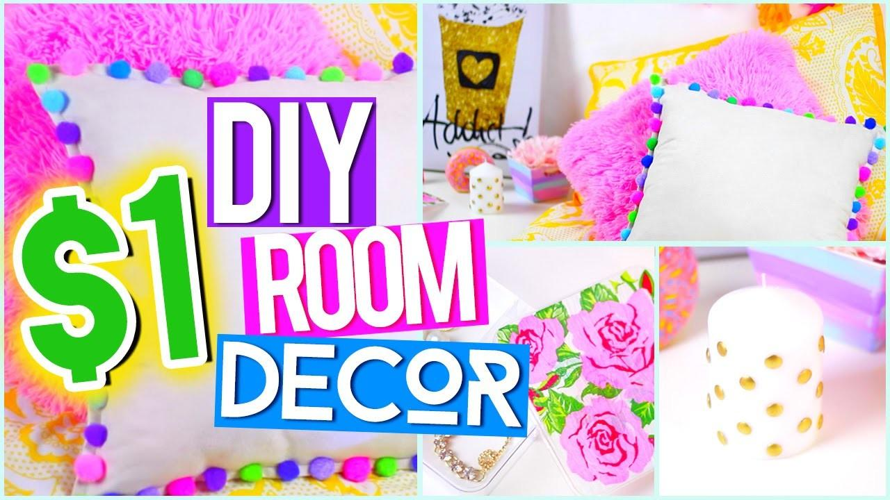 Diy Room Decor Tumblr Inspired