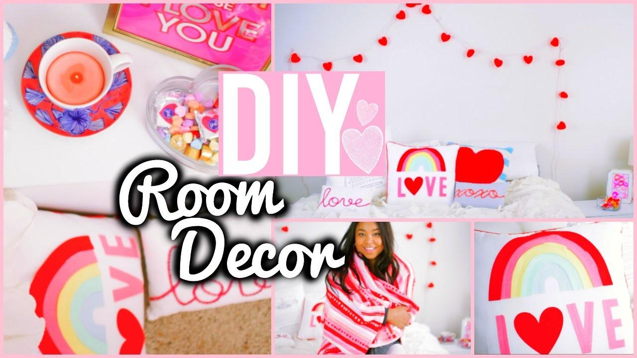 Diy Room Decorations Valentine Day Cute Cheap