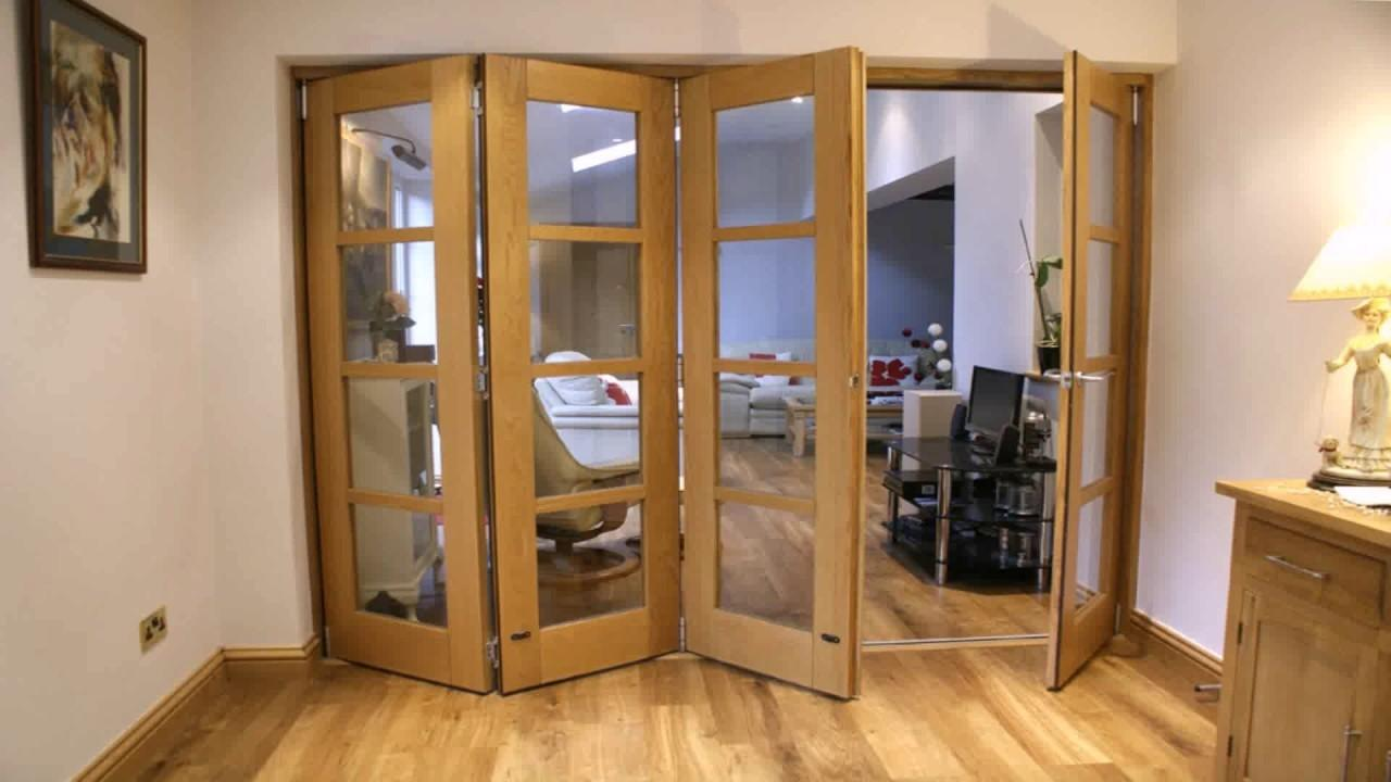 Diy Room Divider Fold Doors