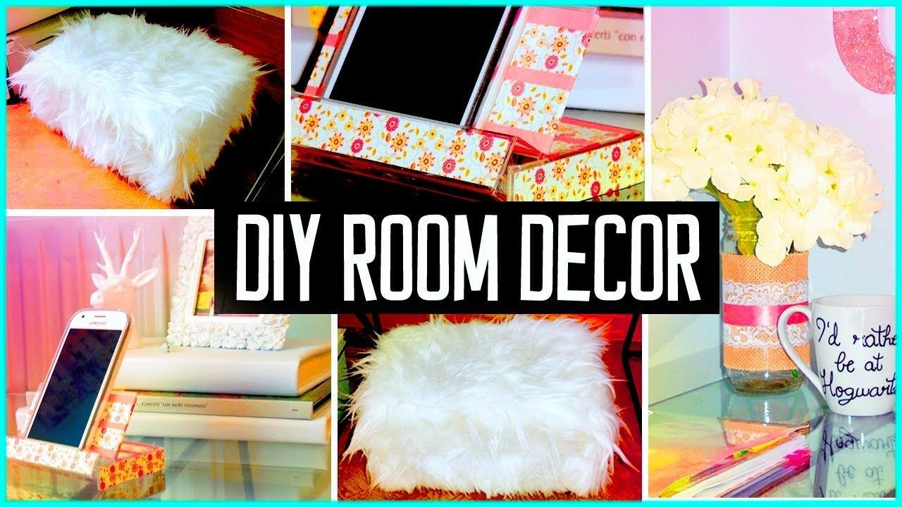 Diy Room Projects Craft Ideas Fun
