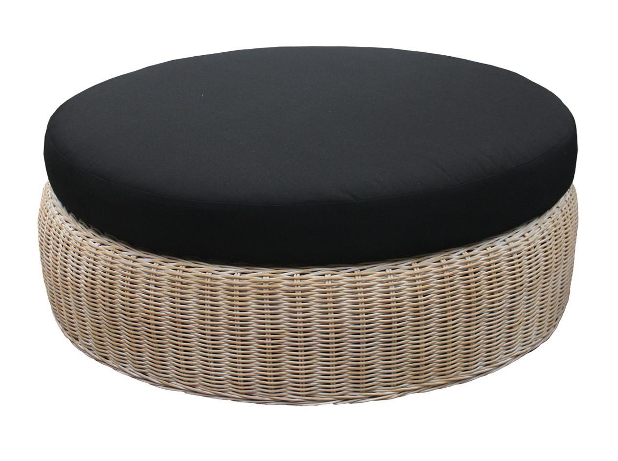 Diy Round Coffee Table Ottoman Home Design Ideas