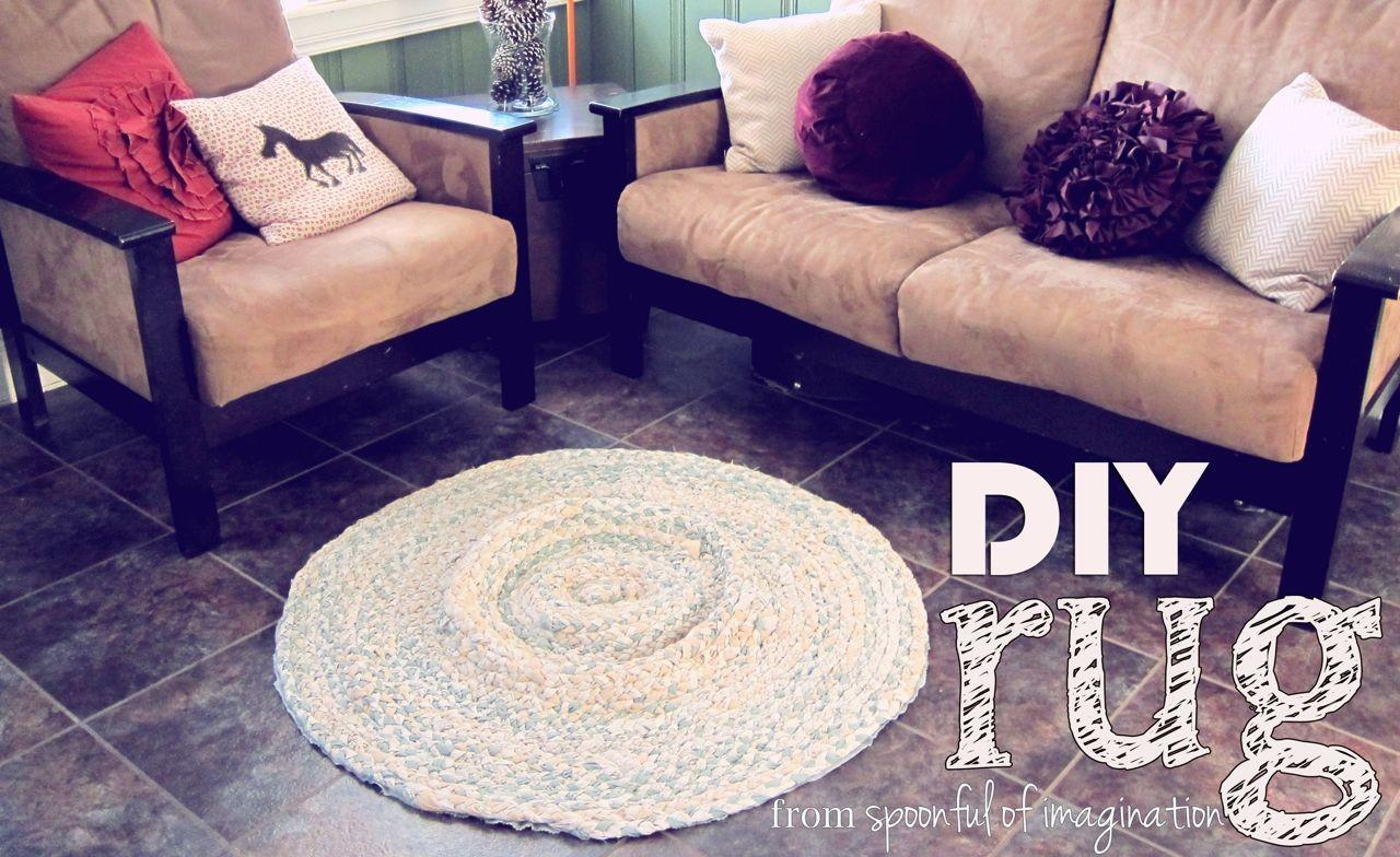 Diy Rug Spoonful Imagination