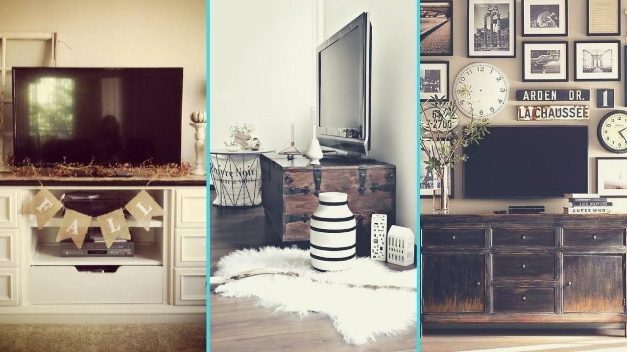Diy Rustic Shabby Chic Style Stand Wall Decor Ideas