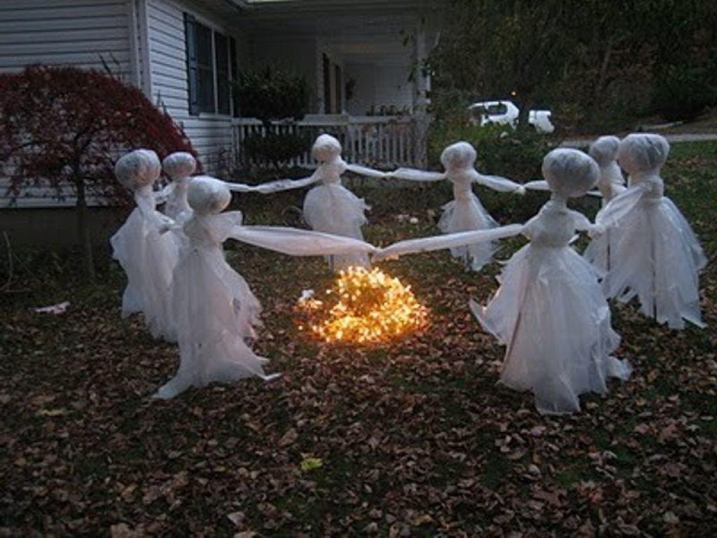 Diy Scary Halloween Party Decorations Festival Collections ...