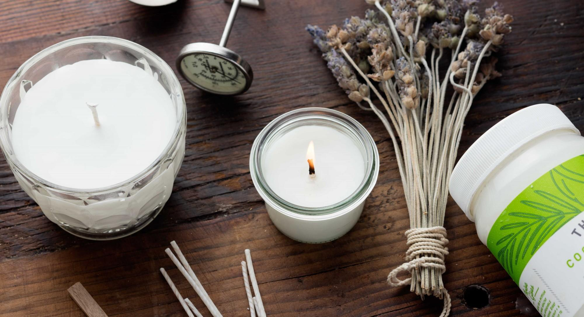Diy Scented Candles Your New Favorite Coconut Oil