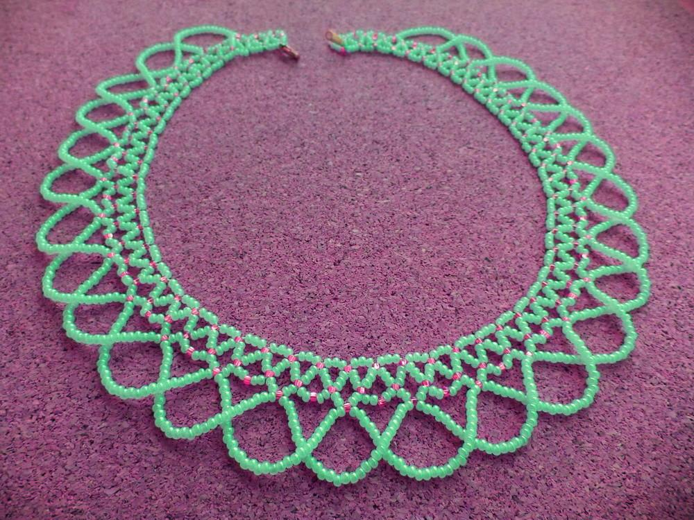Diy Seed Bead Necklace Patterns Guide