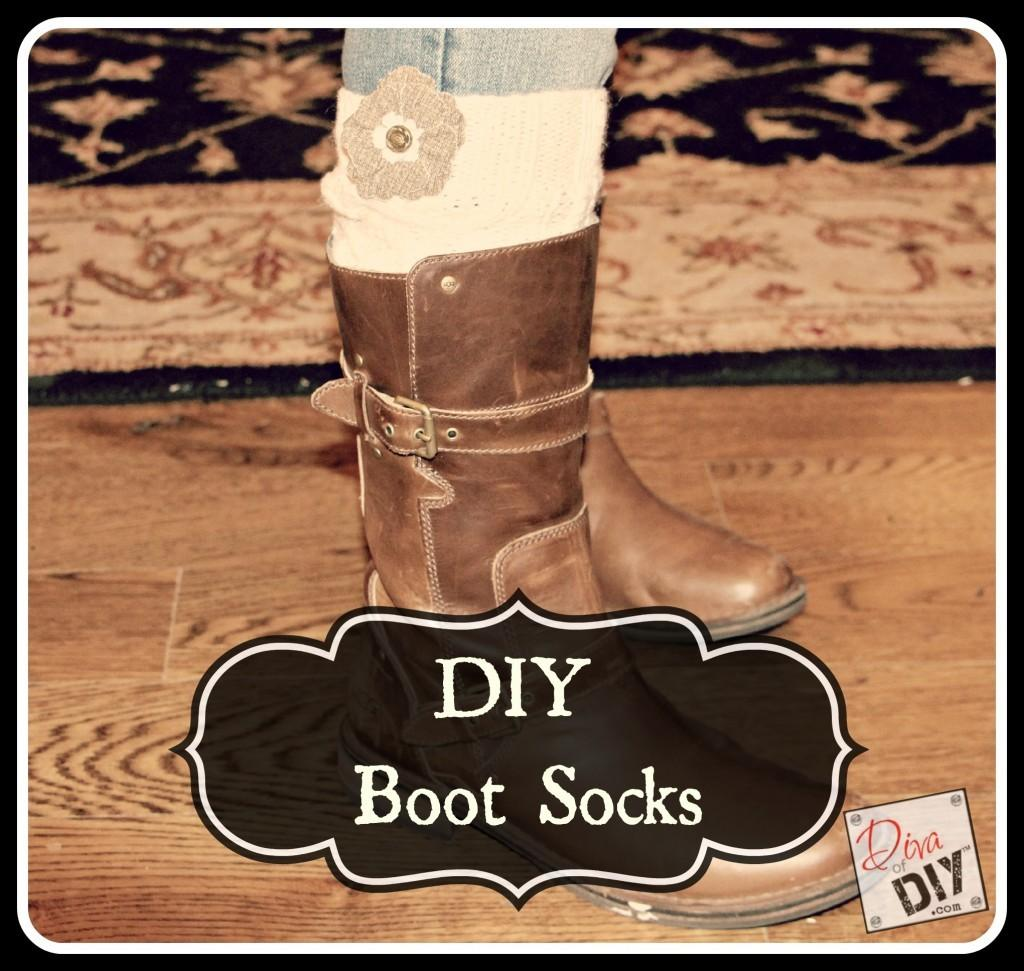 Diy Sew Sweater Boots Jumpers Sale