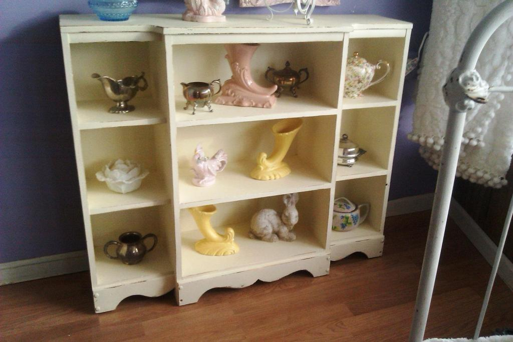 Diy Shabby Chic Bookcase Excellent Qualities