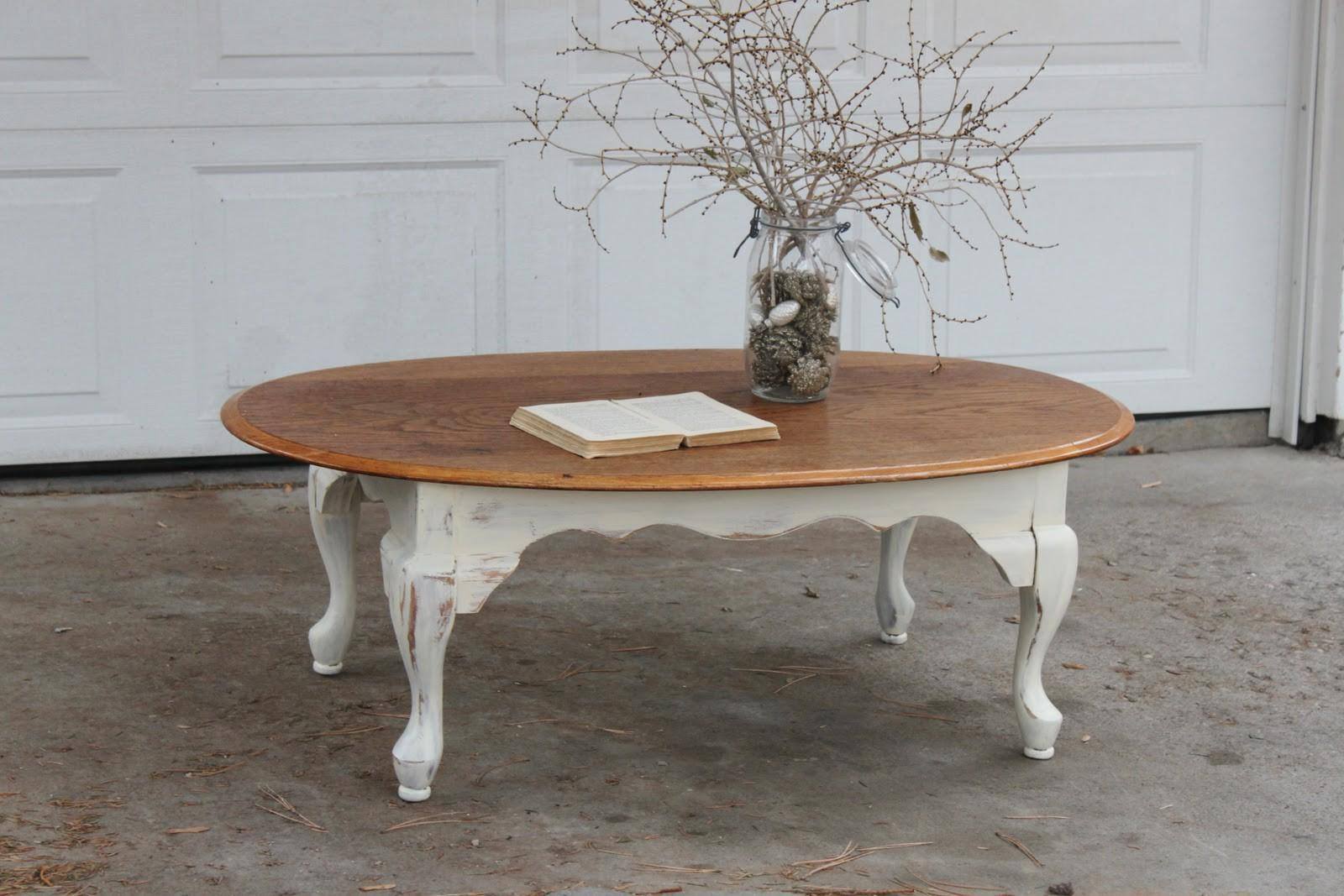 Diy Shabby Chic Coffee Table Your Self