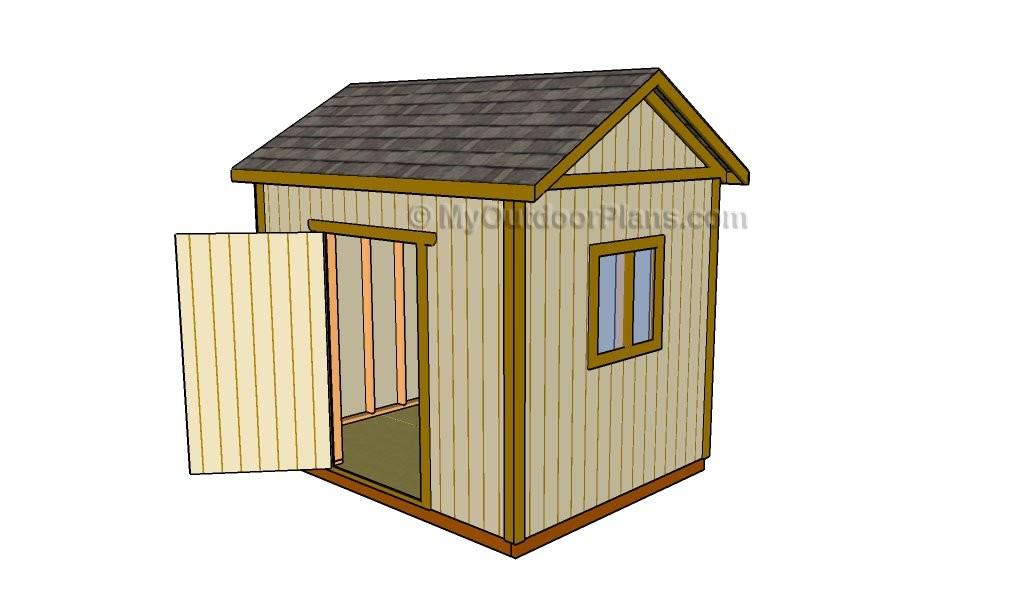 Diy Shed Plans Quick Woodworking Projects