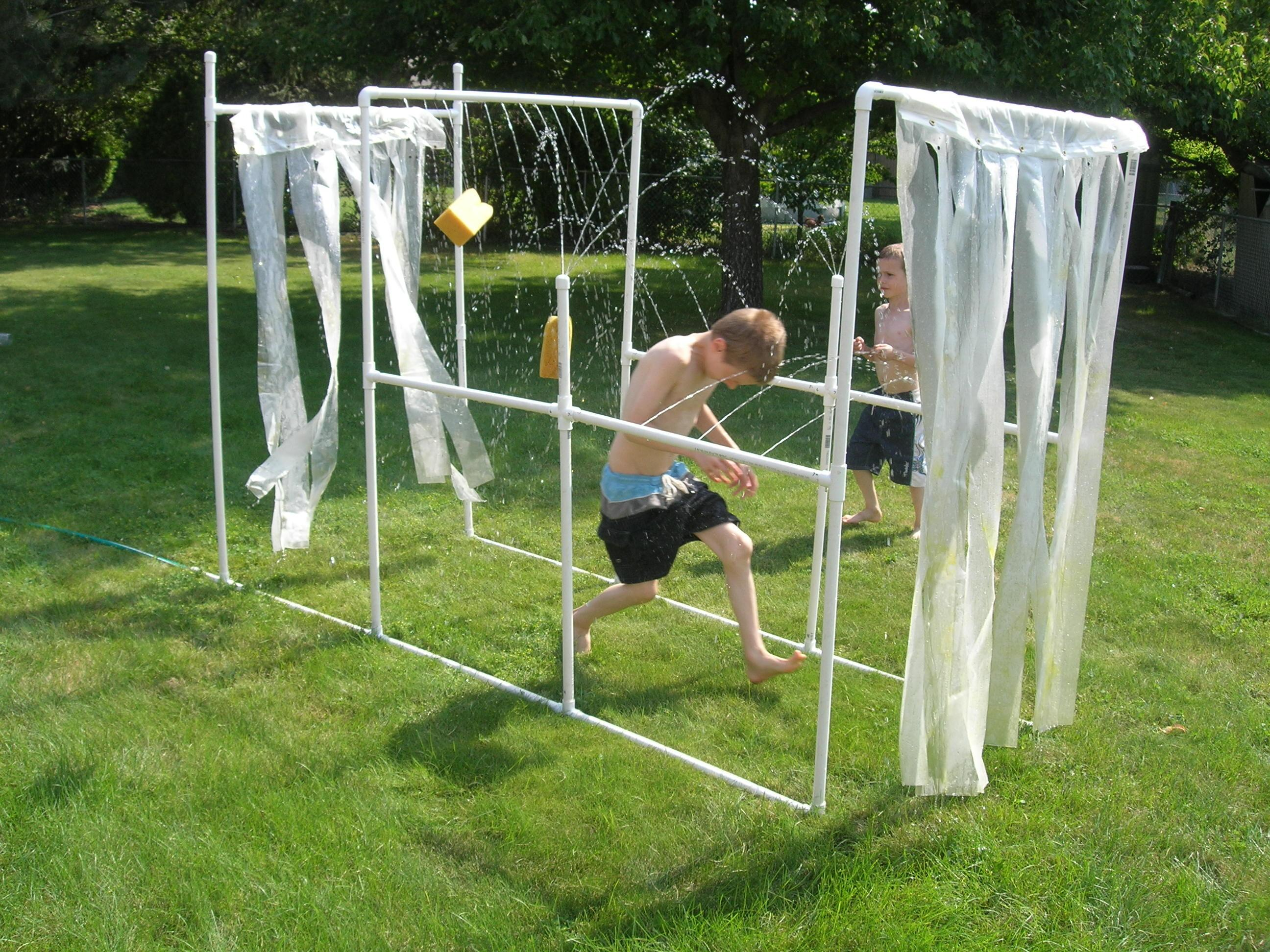 Diy Showcase Pvc Pipe Projects
