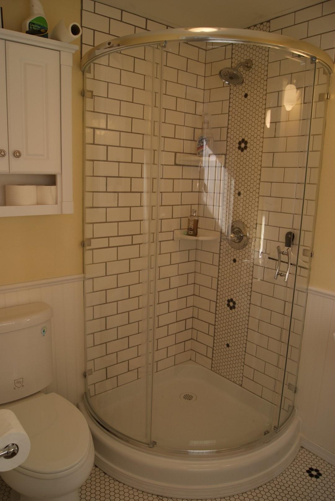 Diy Stand Shower Remodel Ideas