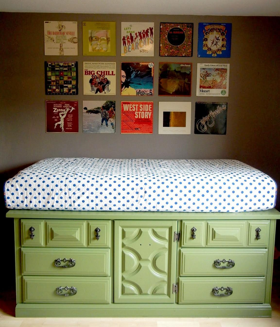 Diy Storage Bed Ideas Best Project