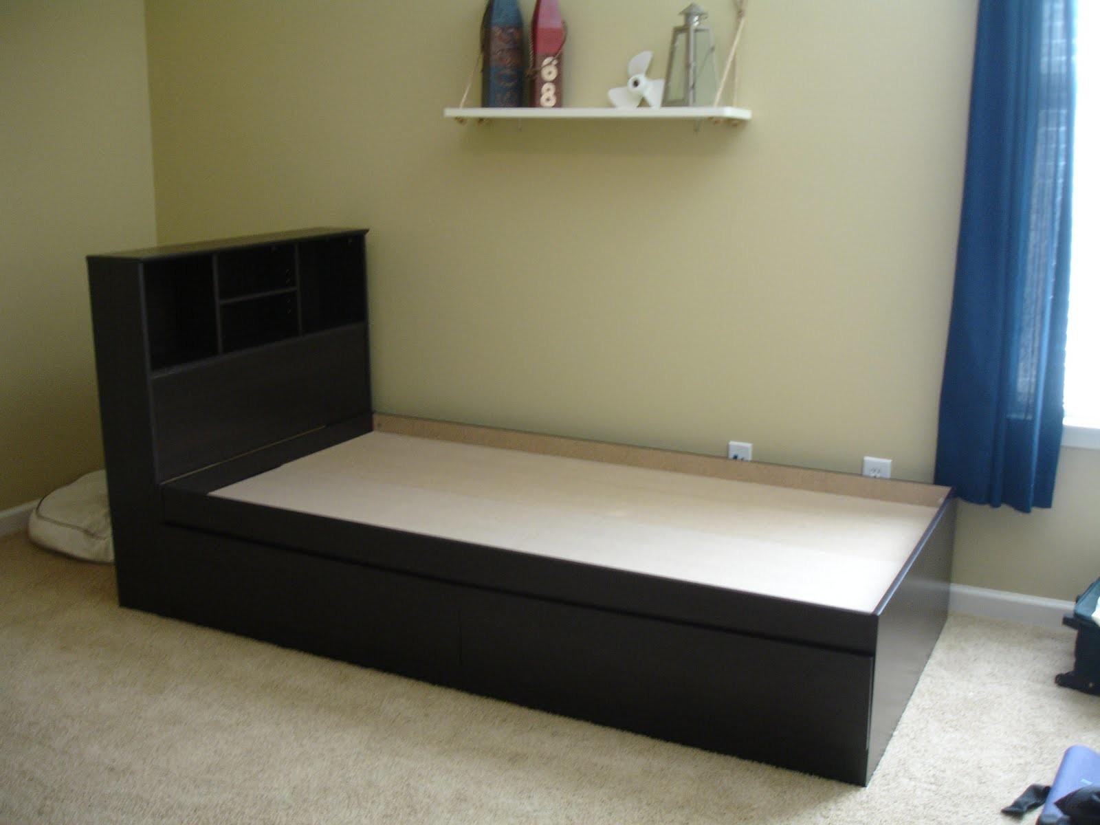 Diy Storage Beds Trendy Bed Pottery Barn Knockoff