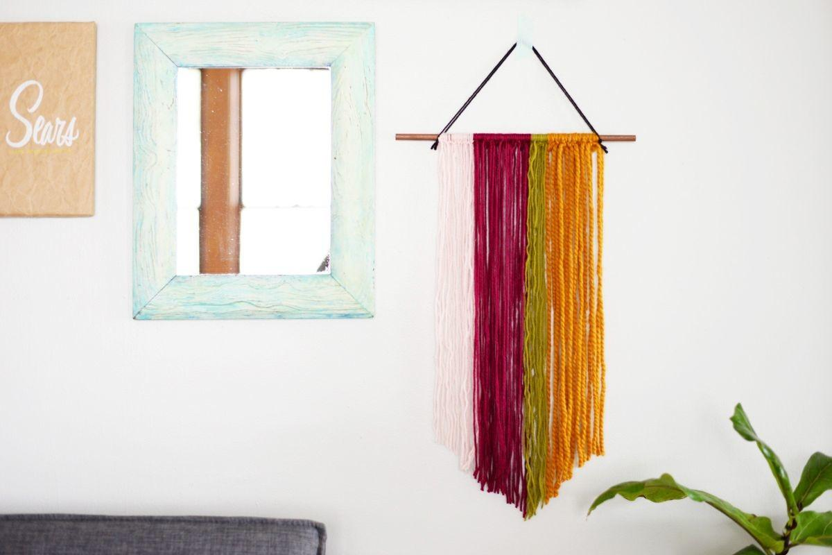 Diy String Wall Art