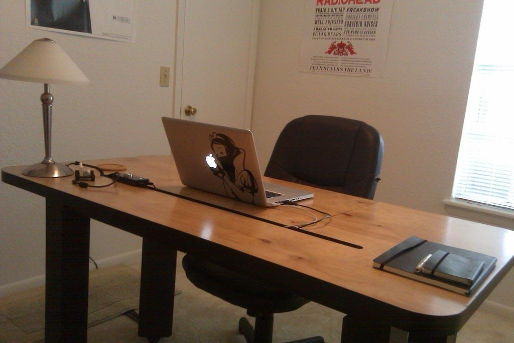 Diy Studiodesk Office Lifehacker Australia