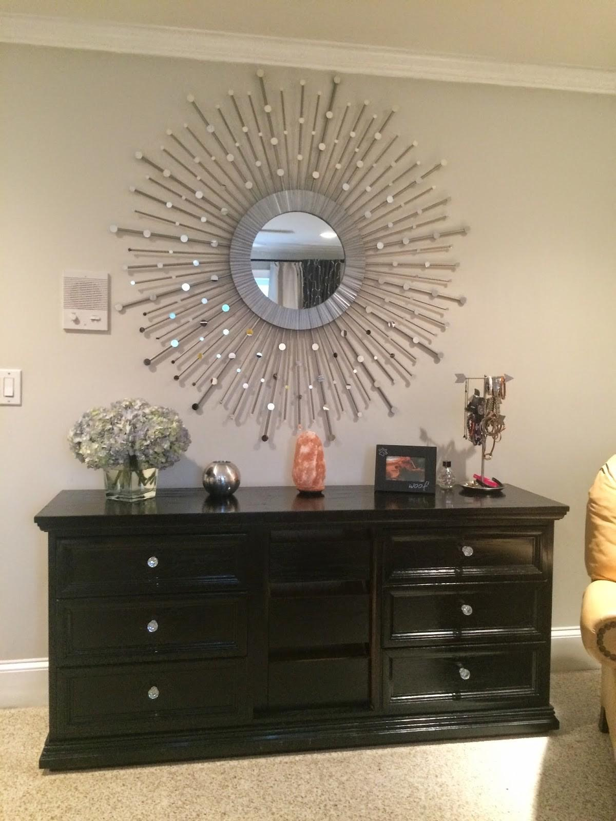 Diy Sunburst Mirror Stacey