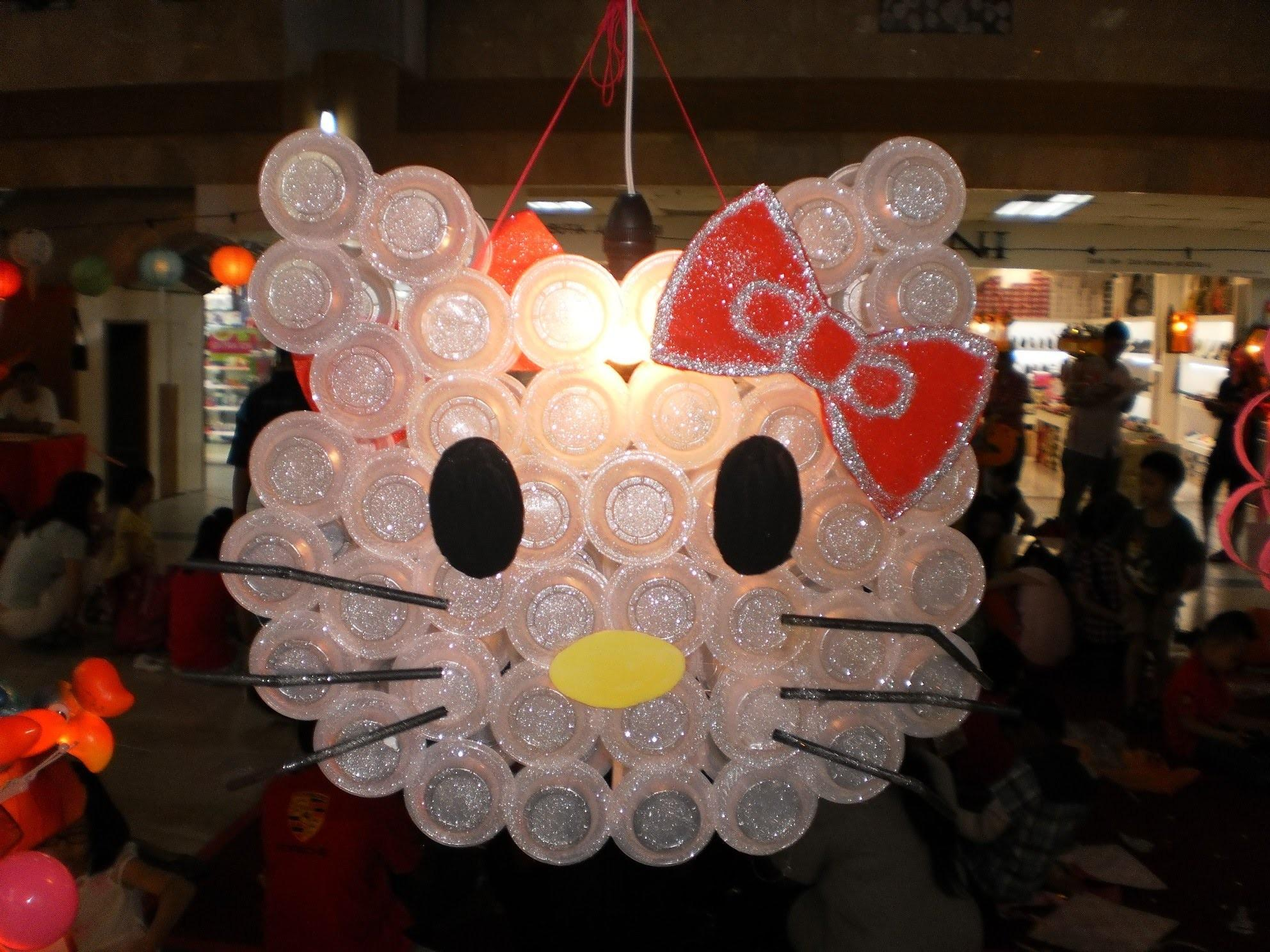 Diy Super Creative Lanterns Recycled Items Contest
