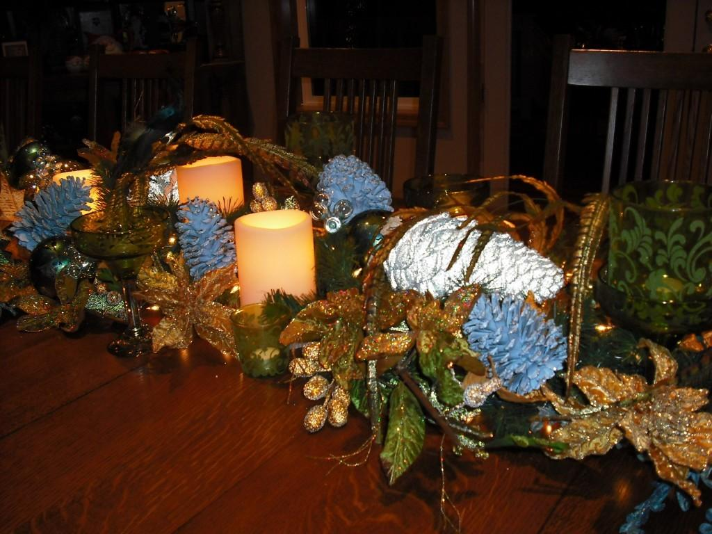 Diy Table Centerpieces Items Have Around