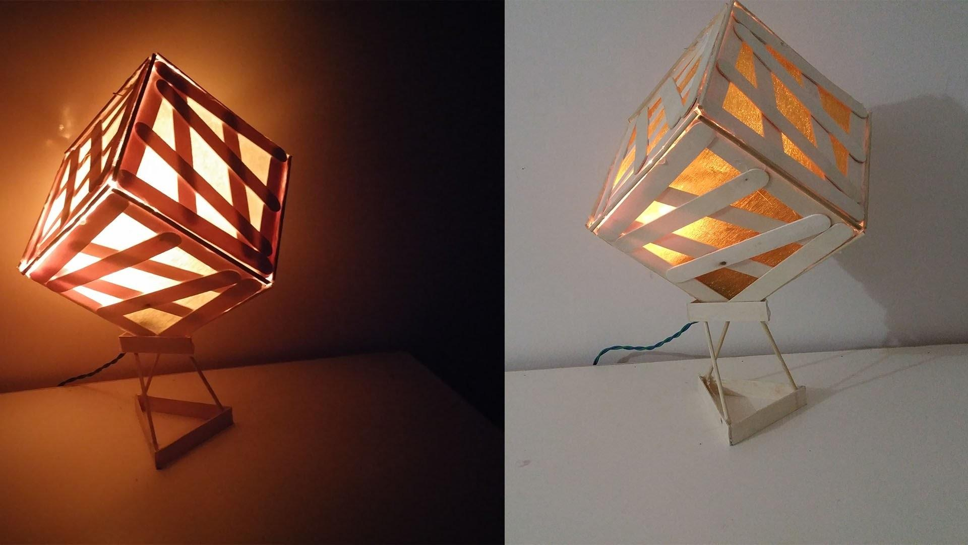 Diy Table Lamps Project
