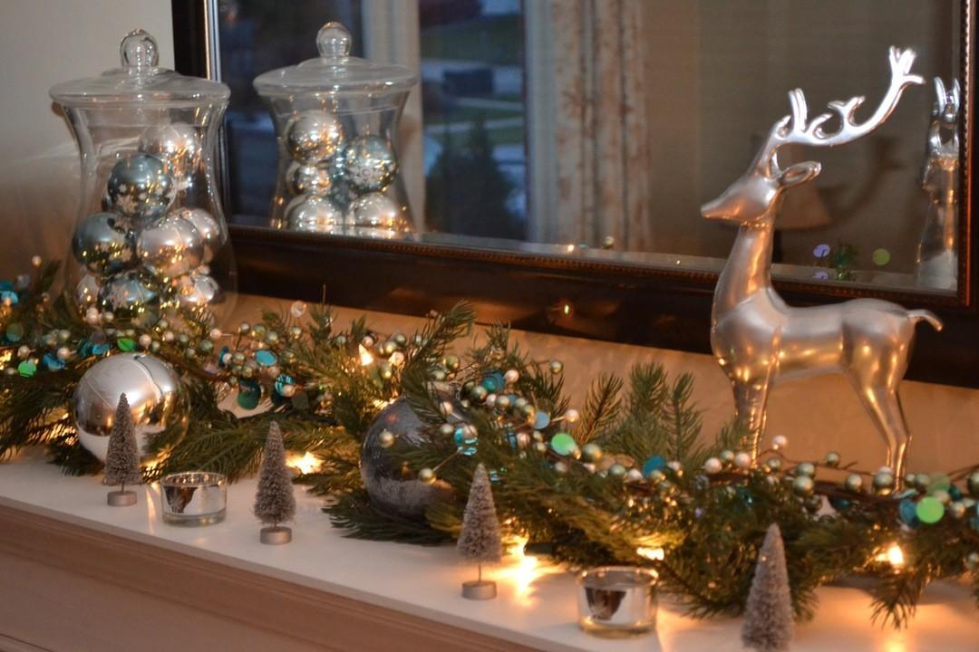 Diy Table Top Christmas Trees Home Ideas