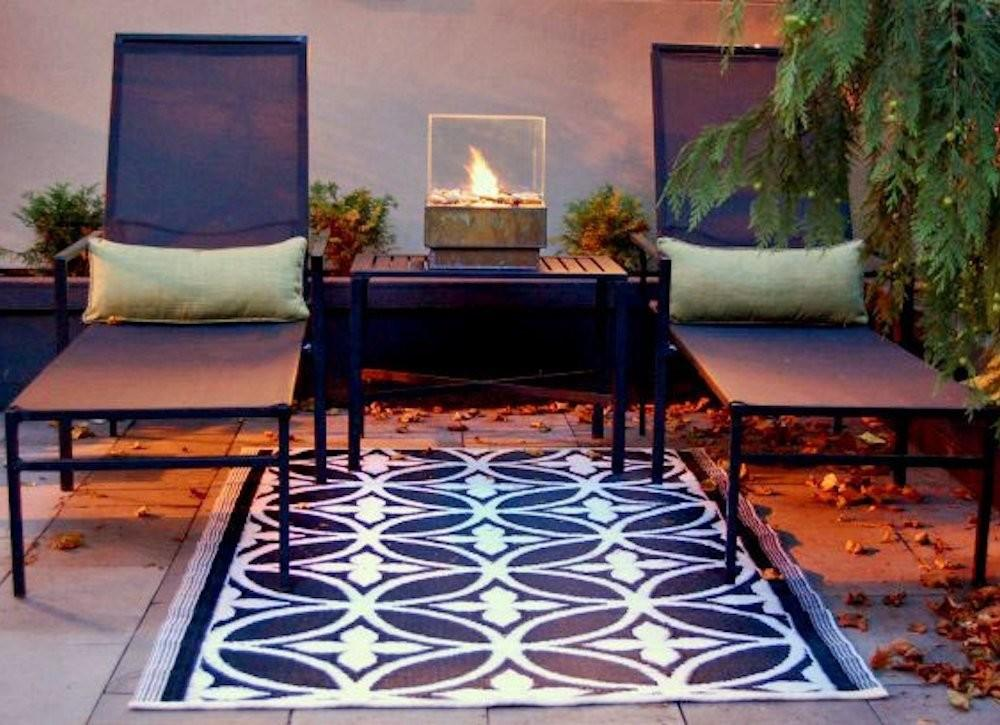 Diy Tabletop Fire Pit Outdoor Party Ideas Inspiring