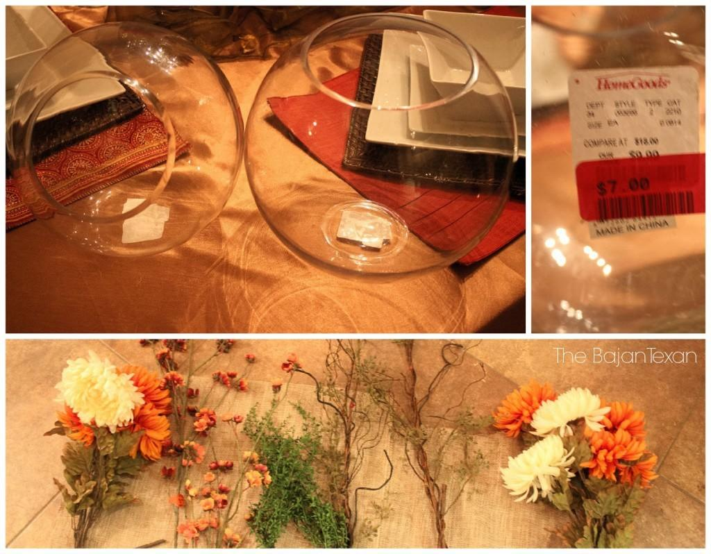 Diy Thanksgiving Centerpiece Video Tutorial Bajan Texan