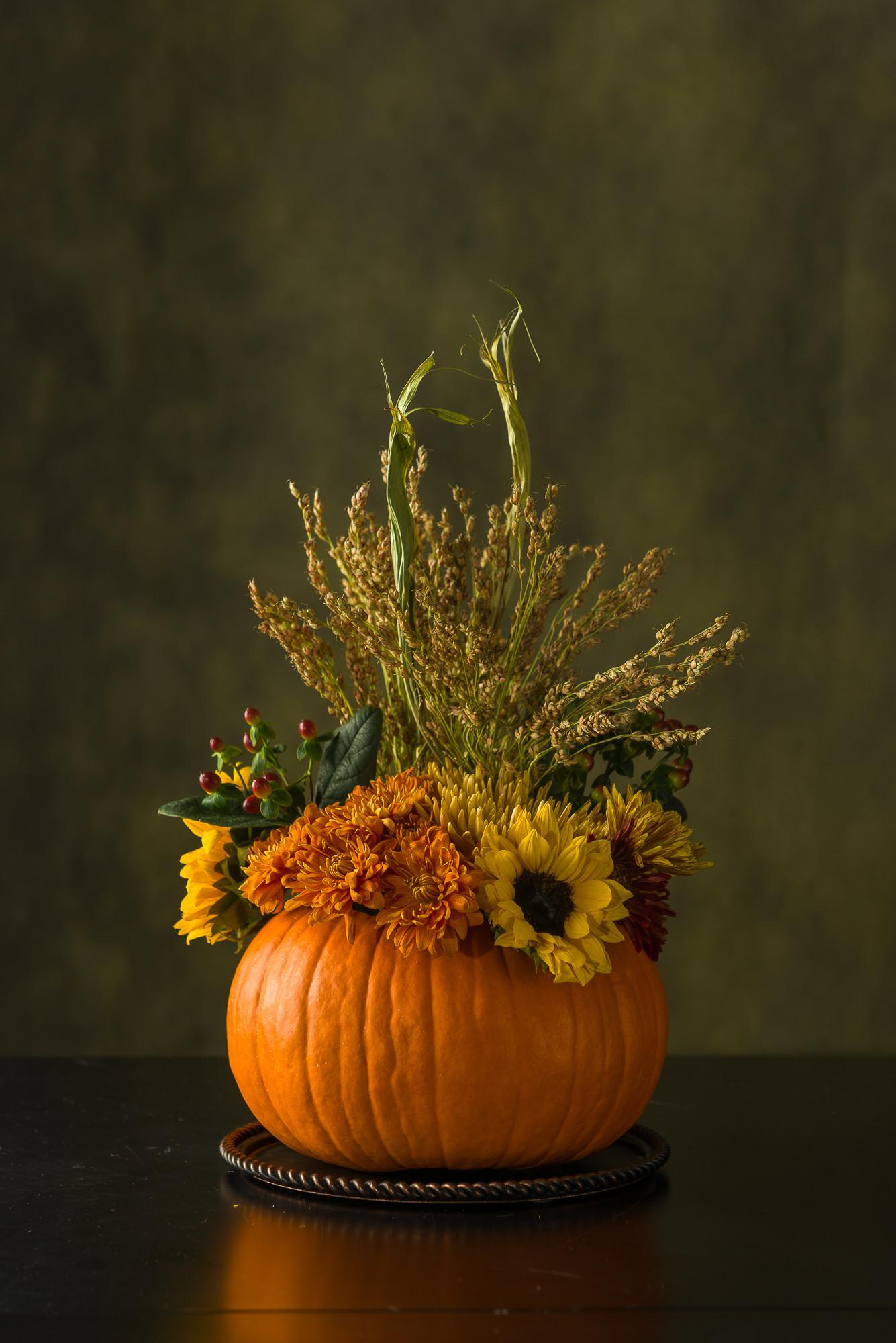 Diy Thanksgiving Centerpieces Improvements Blog