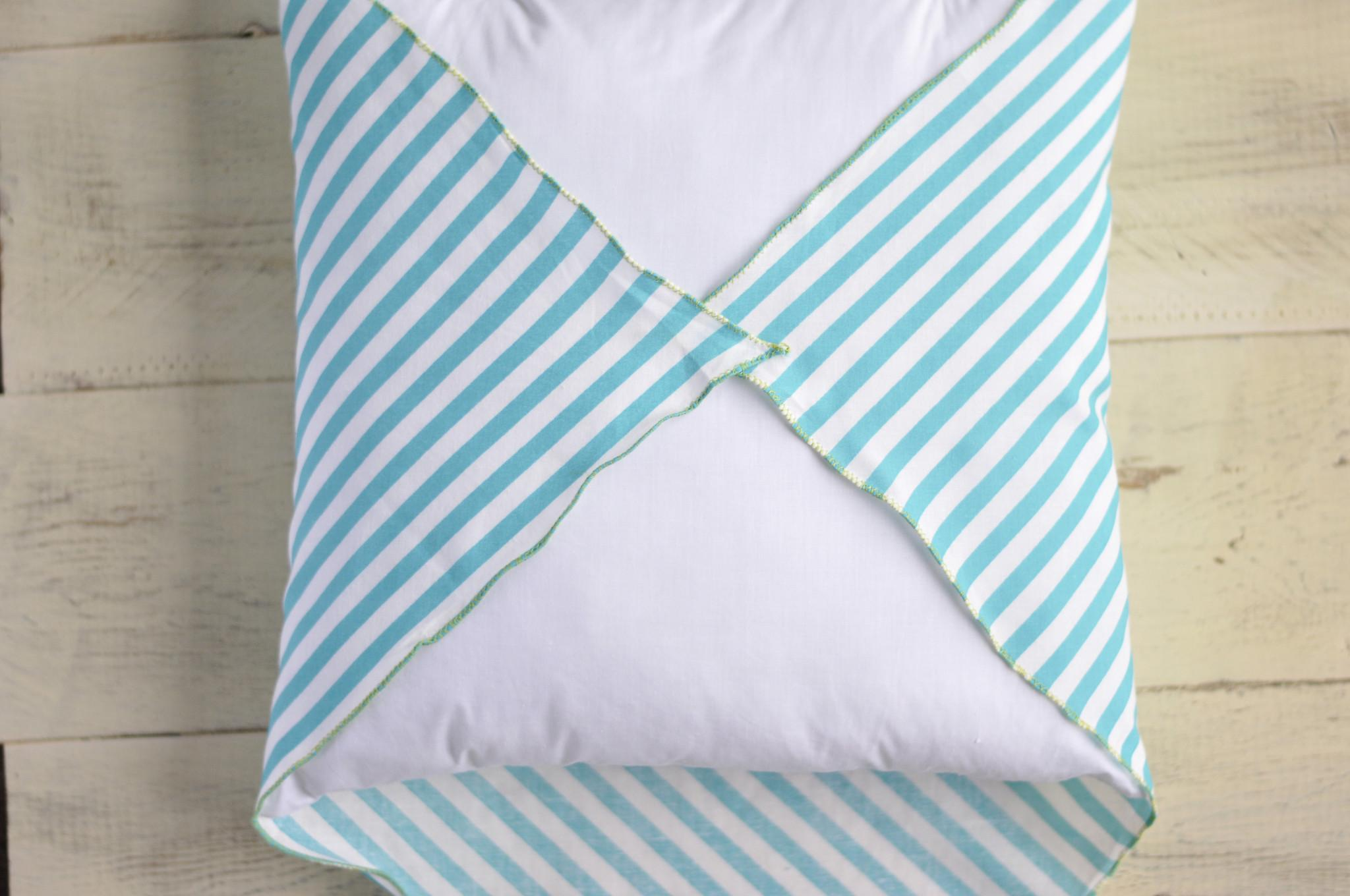 Diy Throw Pillow Easy Cheap
