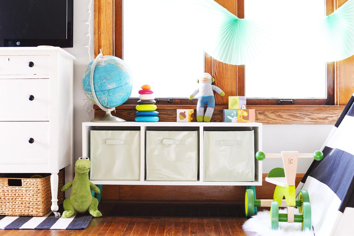 Diy Toy Storage Bench Farm Fresh Therapy