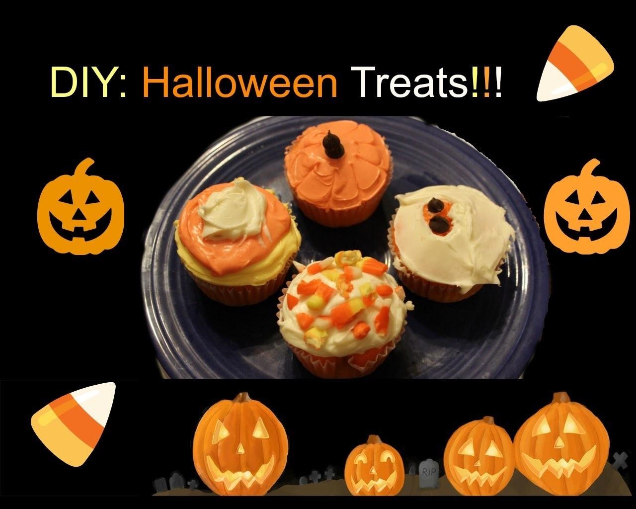 Diy Treats Halloween